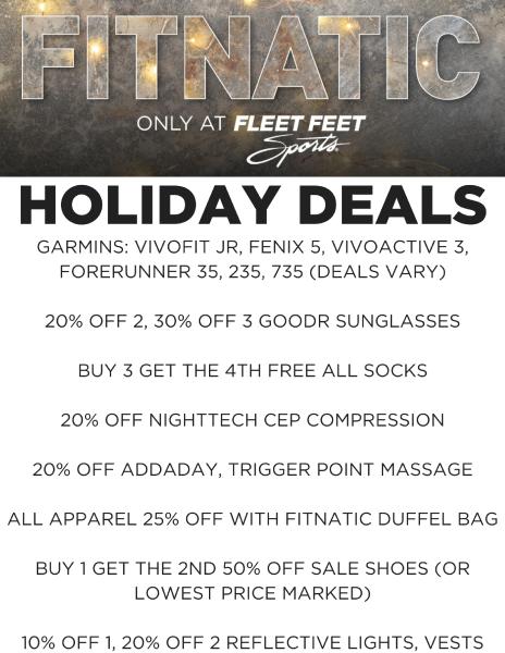 Fitnatic Deals 2017