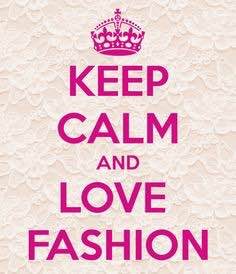KeepCalmLoveFashion