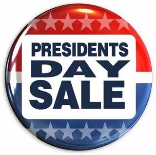 PresidentsDaySale-2017