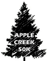 Apple Creek 50K logo