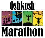 Oshkosh Marathon Logo
